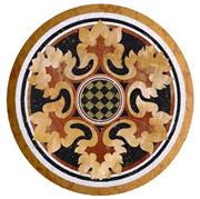 Cheap   marble waterjet medallion inlay