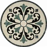 Cheap Round Marble Stone Patchworks