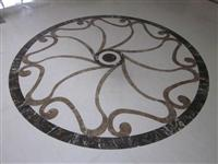 Cheap Round Stone Marble Medallion Patterns
