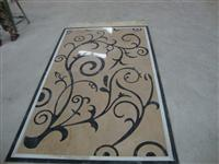 Cheap Long square Stone Marble Medallion Patterns