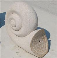 cheap granite snail statue for sale