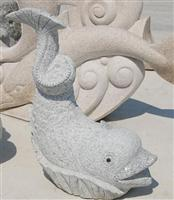 cheap granite fish statue for sale