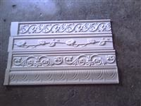 3D Cnc stone Carving Wall Panel Border