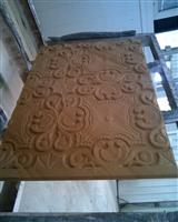 3D Cnc decorative yunnan sandstone Carving pattern