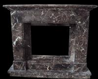 cheap marble wall mounted gas fireplace