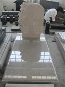 Cheap G664 Luoyuan Red Granite Tombstone