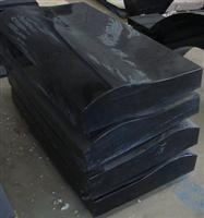 Cheap  Polished China Black Carved Granite Tombstone