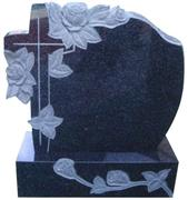 Chinese Black tombstone cheap prices