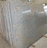 Cheap Jaguar Yellow Polished granite slab tile