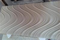 3d natural stone background tv wall