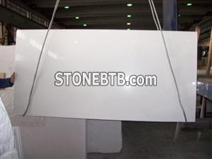 Popular Sivec White Marble slab tile