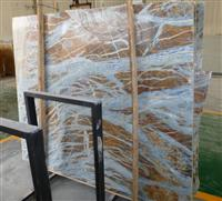 blue jeans Marble Slab Tile