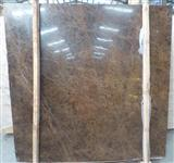 Spain  Dark Emperador Marble Slab Tile