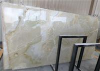 White Jade Marble Slab Tile