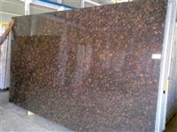 Tan Brown Granite Slab Tiles