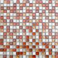 Crema Marfil,Glass Mosaic Tiles Pattern