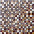 Sunny Beige Marble Mosaic,Glass Mosaic Tiles Pattern