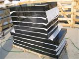 polished india black granite tiles