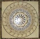 Natural Stone Exterior Stone Medallions