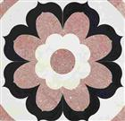 waterjet marble tile floor medallion patterns Medallion