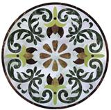 Chinese Round Waterjet Pattern and Medallion