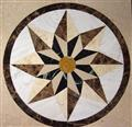 Chinese Decoration Waterjet Medallion Pattern for Hotel or Home Hall