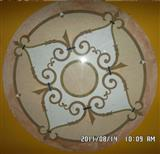 Cheap Decorative material medallion pattern