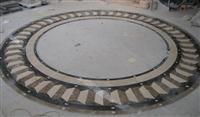 Cheapest water jet natural stone medallions