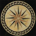 cheap Marble Stone Medallion Pattern
