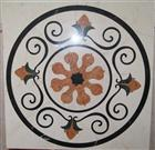 cheap marble medallion for floor