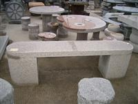 cheap china Stone Bench