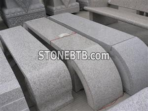 Decorative Outdoor Stone Chair