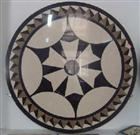 China water jet marble medallion pattern