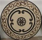 China Classic water jet marble medallion design