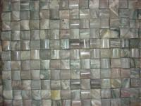 china cheap decorative 3D Green stone mosaic