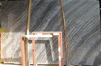 cheap ancient wood vein marble slab tile