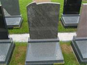China Natural popular granite stone headstone