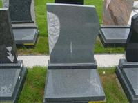 Natural Stone American Headstone