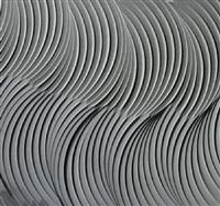 3D Stone Grille wall panel, Acoustic panel