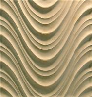 Artificial Stone 3D Wave Panel For Wall