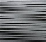 3D Black Stone Wall art Panels