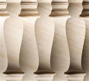 3D exterior feature sandstone embossed wall tile decoration