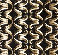 Gold Leaf 3D Wall Panel Luxury Design
