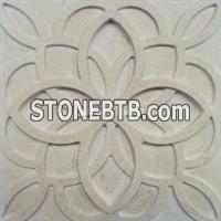 3D CNC Stone Panel Carvings For Feature Wall