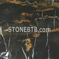 King Gold Marble Blocks