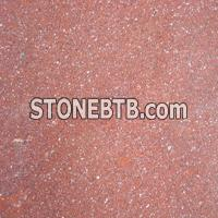 China porphyry red