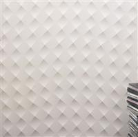 White Artificial Stone 3d interior wall covering