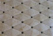 3d leather stone wall tile