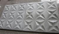 3d white carrara marble feature wall panels