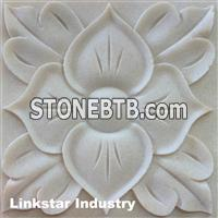 3d decor carved stone relief wall paneling